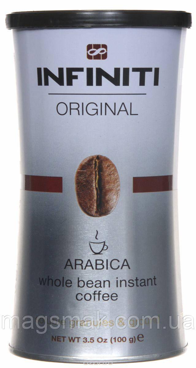 Кофе гранулированный Infinity Original ж/б, 100 г