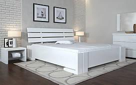 Деревянная кровать Домино с механизмом 160х190 см. Arbor Drev