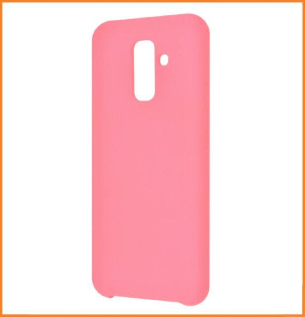 "Накладка Samsung A6+ 2018 ""Original Case"" Pink"