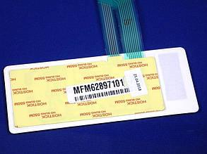 Клавиатура к микроволновой печи LG MS2042G (MFM62897101), фото 2