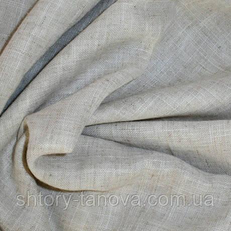 Тюль іспанія натуральний льон