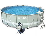 Бассейн каркасный Intex 28322 488 х 122 см (int28322)