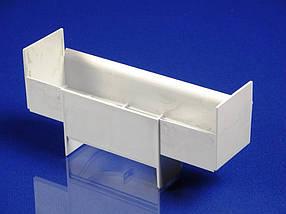 Корпус (кронштейн) для НЕРА-фильтра (старого образца, прямой) для пылесоса Thomas (195170)