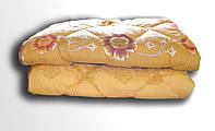 """Двухспальное одеяло шерстяное """"КОЛОРИТ""""  ТЕП овечья шерсть, фото 1"""