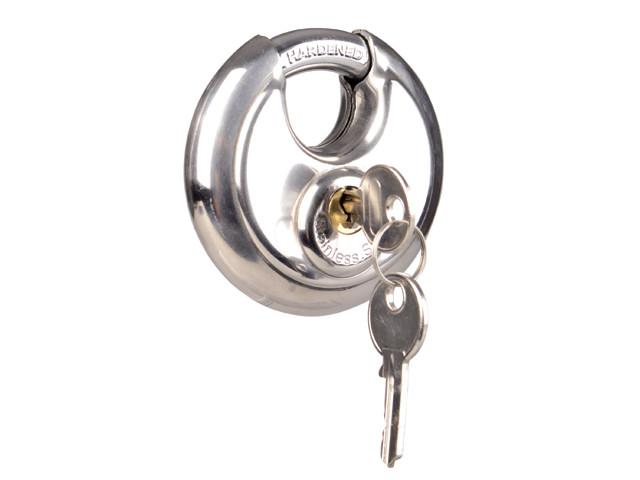 Навісний замок Telamex Discus Lock