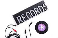 Вывеска Records, фото 1