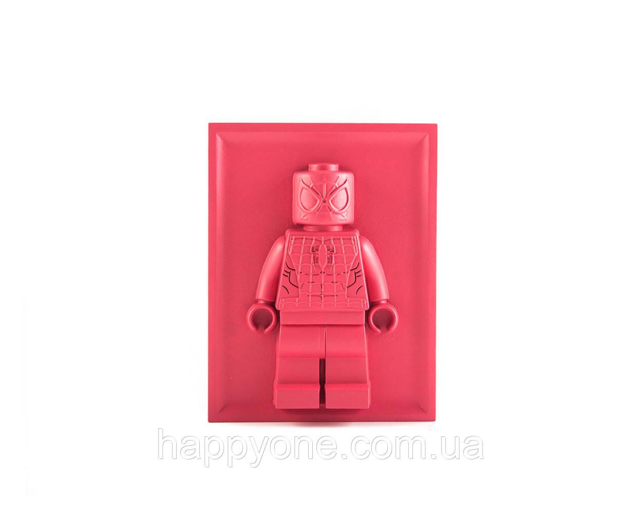 Барельеф Скульптура Lego Spider-Man