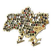 Большая пивная карта Украины Capsboard Ukraine Big, фото 2