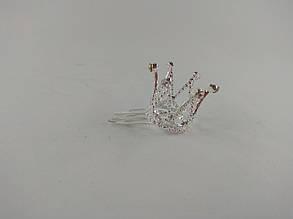 Корона на гребешке