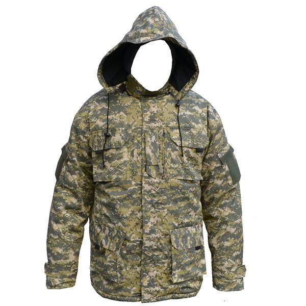 Камуфляж Украина (зимняя куртка) - Интернет-магазин