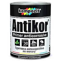 Kompozit Грунтовка для металла светло-серая ANTIKOR, 15 кг