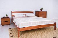 Кровать МИКС-Мебель Ликерия без изножья 160*200 орех