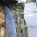 Бушлат камуфльований НАТО Чехія, б/в, фото 4