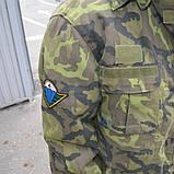 Бушлат камуфльований НАТО Чехія, б/в, фото 5