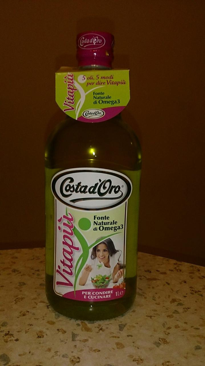 Итальянское масло ОМЕГА-3 (5 масел) 1л