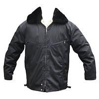 Бушлат куртка черного цвета