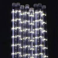 """Гирлянда светодиодная уличная С 31320 """"Сосулька"""" (50) 320 лампочек, длина провода 3 метра, 8 плафоно"""
