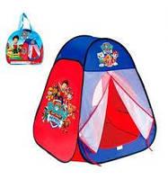 Детская палатка Щенячий патруль 817S