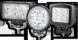 LED прожекторы, фары, панели