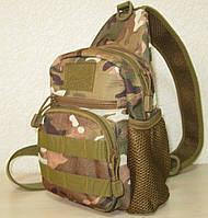 Тактическая сумка плечевая (однолямочный рюкзак), фото 1