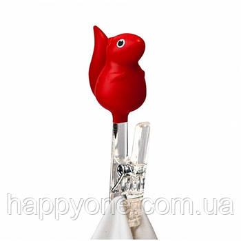 Набор прищепок Peg Squirrel Qualy (красный)