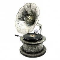 Retro Ретро граммофон «Звуки прошедших времен»