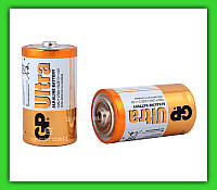 Батарейка GP ULTRA LR20 Alkaline 1.5 V