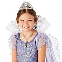 Карнавальный костюм ДеЛюкс: светящиеся платье Клара + тиара, серьги, кольеDisney, фото 1