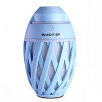 Humidifier Увлажнитель воздуха-ночник USB light blue