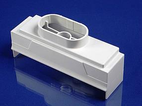 Корпус (кронштейн) для НЕРА-фильтра (овальный) для пылесоса Thomas (195225)