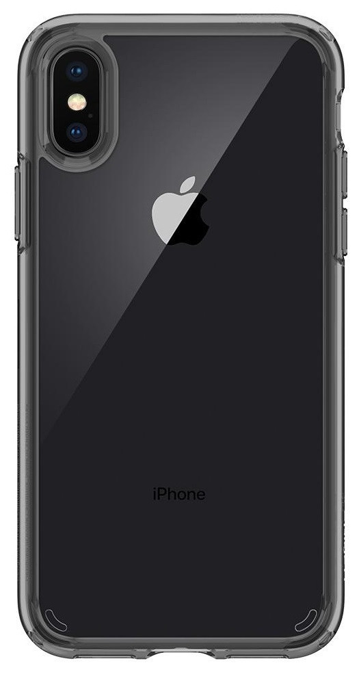 "Чохол Spigen Ultra Hybrid iPhone Xs / X {5.8 ""} space crystal (057CS22131) EAN / UPC: 8809565300288"
