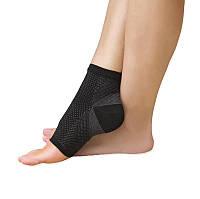 Ортопедические носки для занятий спортом Foot Angel, носки для йоги L / XL