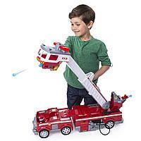 Щенячий патруль пожарная машина, Paw Patrol Ultimate Rescue Fire Truck, Spin Master из США