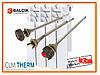 Тэны для алюминиевого радиатора Balcik 0.4 кВт Турция (левая и правая резьба)