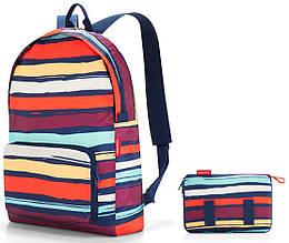 Рюкзак складной Reisenthel AP3058, 14 л. разноцветный