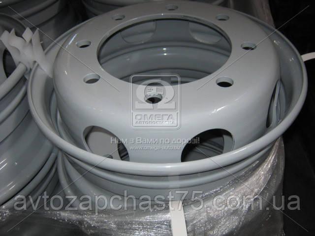 Диск колесный Маз 4370, Зубрёнок 17,5х6,75 , производство КрКЗ, Украина