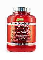 Протеин Scitec Nutrition 100% Whey Protein Professional 2350 г шоколад печенье