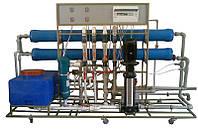 Промышленный обратный осмос Aqualine ROHD 80406 код 120009