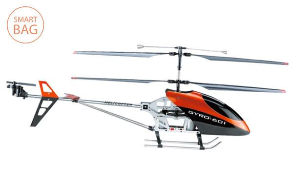 Вертолет на радиоуправлении.