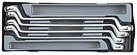 Набор ключей накидных под 75° 4пр. Force T5044 F