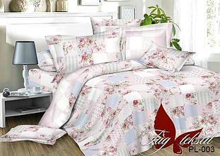 Комплект постельного белья с компаньоном поплин PL003