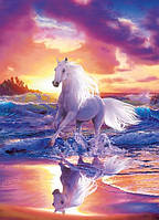 Фотообои бумажные на стену 183х254 см 4 листа: Лошадь  №409, фото 1