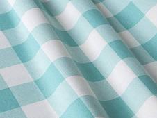 Скатертная Тефлон-180 Клетка ткань ширина 180см Турция, фото 2