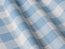 Скатертная Тефлон-180 Клетка ткань ширина 180см Турция, фото 3