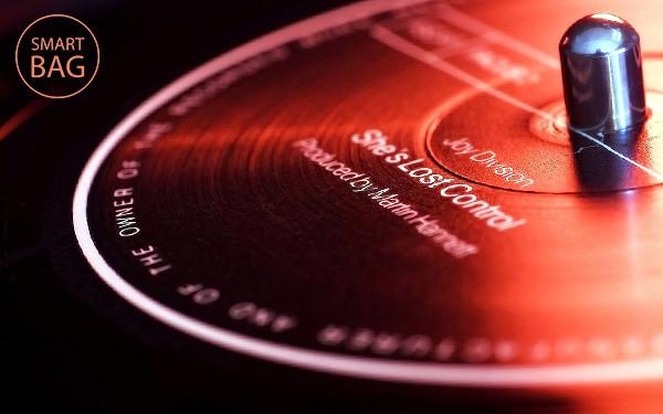 Музыкальная пластинка.