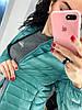 Женская куртка на пуху с капюшоном в расцветках, р-р 42-48. Д-38-1018 , фото 5