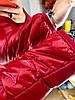 Женская куртка на пуху с капюшоном в расцветках, р-р 42-48. Д-38-1018 , фото 10