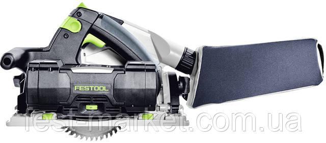 Аккумуляторная погружная пила TSC 55 Li 5,2 REB-Plus Festool 201389