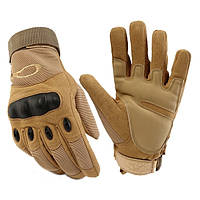 Тактические перчатки OAKLEY песочные