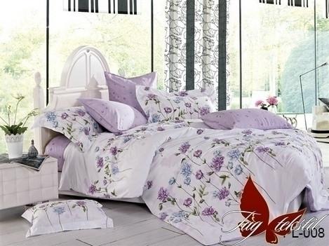 Комплект постельного белья двуспальный поплин PL008